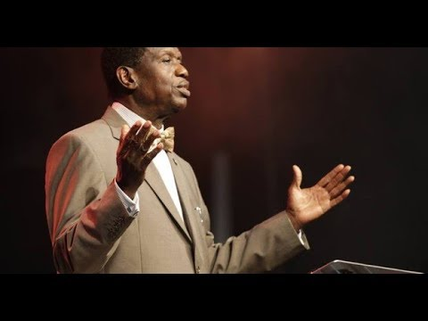 PASTOR E.A ADEBOYE SERMON NOVEMBER  2016 HOLY-GHOST SERVICE - HELPERS OF DESTINY
