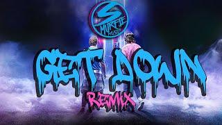 Get Get down \u0026 Get down Remix by Smurfie