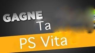 Une PS Vita à gagner !!! GRATUITEMENT !!!