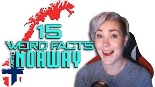 15 Weird Facts About Norway!