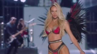 Candice Swanepoel at Victoria's Secret 2017 (Punk Angels)