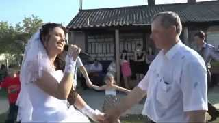 Песня папе на свадьбе(Подписаться на канал Свадебные Приколы: http://www.youtube.com/user/svadebnieprikol?sub_confirmation=1 Свадебные шутки, свадебные..., 2014-06-01T10:17:44.000Z)