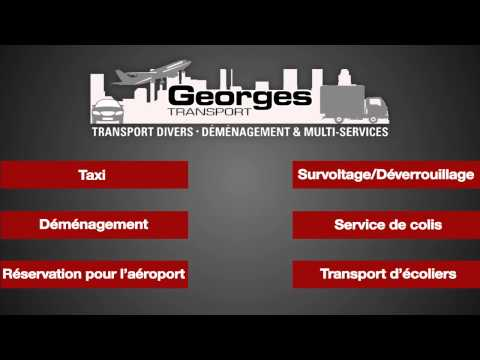 Georges Transport 514-836-1468
