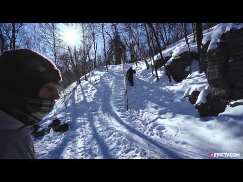 This Is Why Montreal Is The Mecca Of Street Skiing | EpicTV Choice Cuts