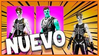 EXCLUSIVE GAMEPLAY NEW SKIN CALAVERA Fortnite