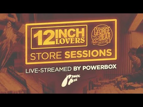 SEELEN ●● Vinyl Groove, house DJ Set ●● 12 Inch Lovers Store Sessions