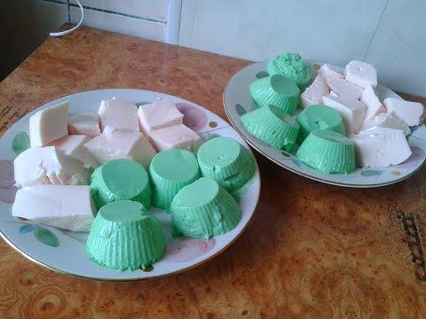 Полезный десерт для детей вместо мороженого Простой рецепт. без регистрации и смс