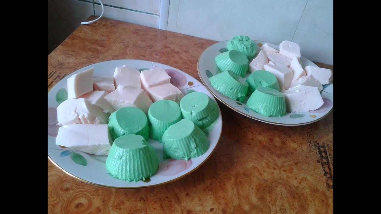 молочный десерт для детей вместо мороженого рецепт с фото