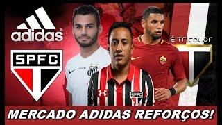MERCADO E NOTICIAS DO SÃO PAULO  FC, THIAGO MAIA, CUEVA, BRUNO PERES, ADIDAS E KAKA, JOGO, J TAVARES