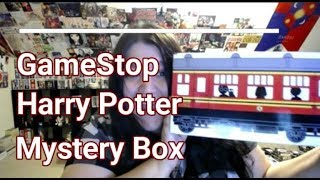 GameStop Harry Potter Mystery Box Unboxing