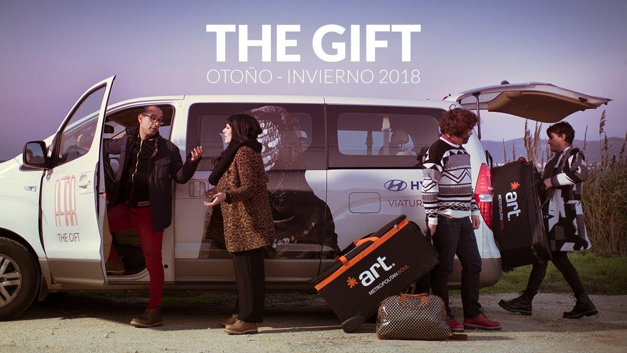 5de386fff Espanhola The Art Company filma em Lisboa com os Gift (com vídeo) - Meios &  Publicidade - Meios & Publicidade