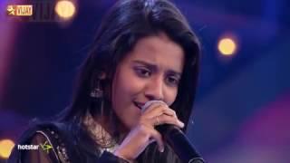 Super Singer Junior - Anjali Anjali by Priyanka and Srinivas