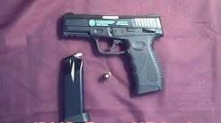 "Taurus 24/7 G2 - .45ACP ""Zombie Killer"""
