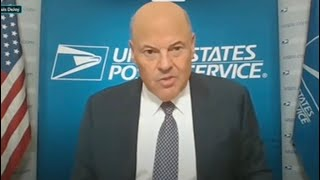 Trump's postmaster general consolidates power in BOMBSHELL power grab |  No Lie podcast