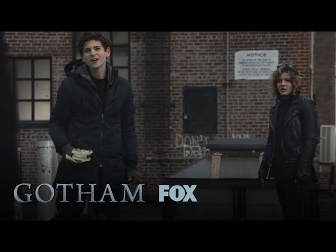 Bruce Doesn't Steal For The Money | Season 2 Ep. 17 | GOTHAM