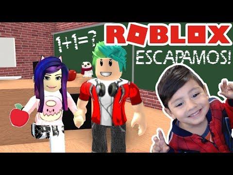 La En De Escuela RobloxSchool Obby Escape Juegos htrdQCs