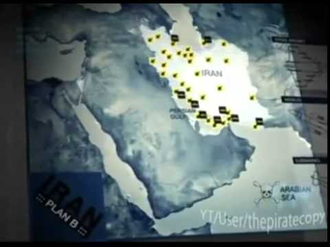 Iran in Dramatic War Scenario with Preemptive Strikes by Israel and the United States2067