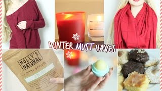 WINTER MUST HAVES 2014 : Beauty, Fashion, Lifestyle! Mit leaisepic Thumbnail