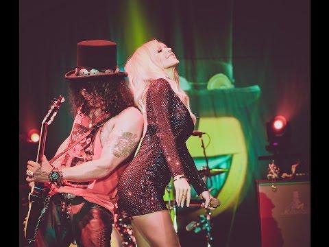 Doda & Slash – Sweet Child O'Mine (Atlas Arena Łodź, 20.11.2015r.)