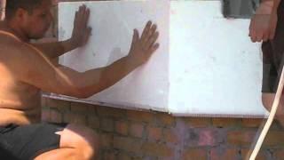 10 этапов утепления фасада пенопластом.(, 2011-09-21T10:25:53.000Z)