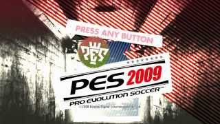 PES 2009 PATCH 2016 - Review (PC/HD)