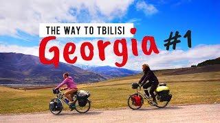 Bicycletouring Georgia #1 - The Way to Tbilisi