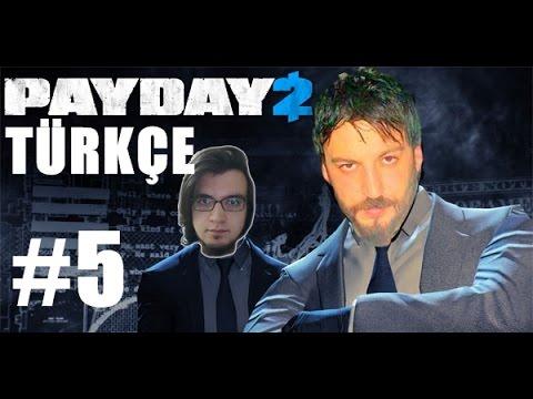 Payday 2 Türkçe Online | John Wick | Bölüm 5
