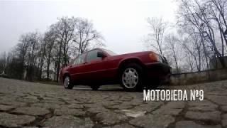 Mercedes 190D - Test niezwykłego egzemplarza w201 - MotoBieda #9