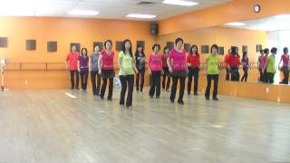 Que Sera - Line Dance (Dance & Teach in English & 中文)