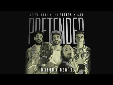 Steve Aoki - Pretender feat. Lil Yachty & AJR (Matoma Remix) [Ultra Music]