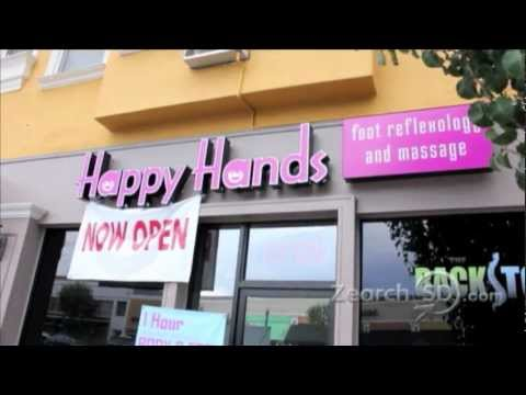 Happy Head San Diego Massage