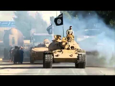 Breaking News  isis declares islamic caliphate in iraq and syria