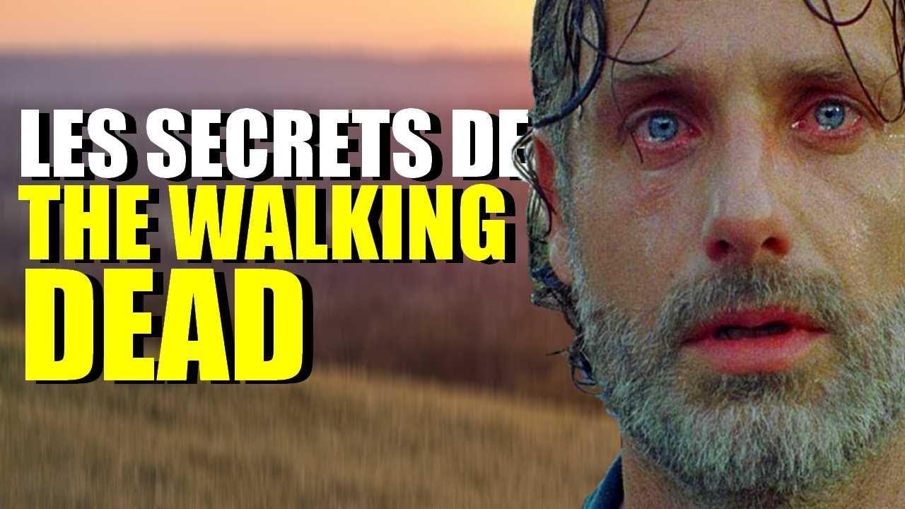 LES SECRETS DE THE WALKING DEAD