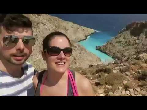 crete island greece short tourism vacation
