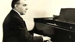 Ignaz Friedman: Chopin Polonaise op 53