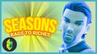 HE'S BACK - Part 23 - Rags to Riches (Sims 4 Seasons)