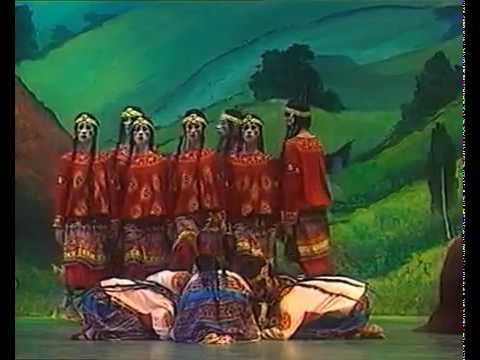Joffrey Ballet 1987 Rite of Spring (1 of 3)