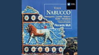"Nabucco, Act 2: ""Deh, fratelli, perdonate!"" (All)"