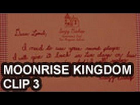 Moonrise Kingdom - Una fuga d'amore - Clip 3