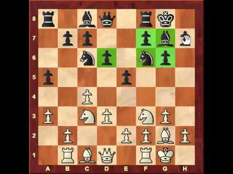 inglese vs est indiana 1 Andersson - Gulko