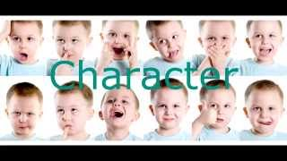 Character and Appearance. English lesson.