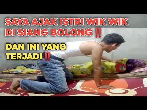 Prank Suami Ngajak Istri Wik Wik
