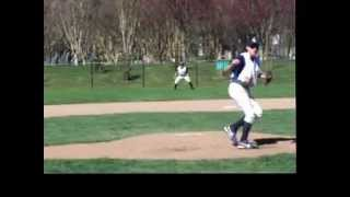 Drew Pitching (13 years old) - 03-09-2013