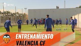 EL VALENCIA CF PREPARADO PARA LA BATALLA DE CHAMPIONS ANTE EL BSC YOUNG BOYS