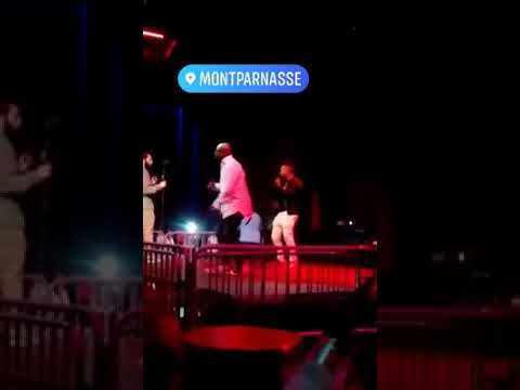 Mix-leo npp live performance x Nego Boi red light Paris 2017 live video  d