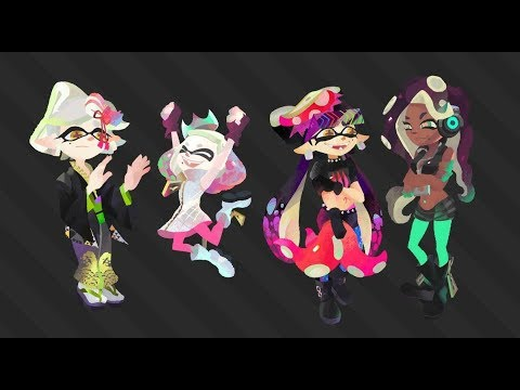 Splatoon 2 -  Off the Hook & Squid Sisters Live Concert! Tok