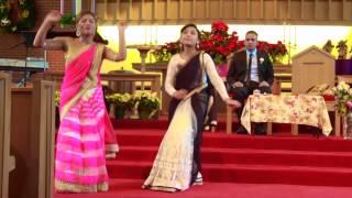 nepali christian dance