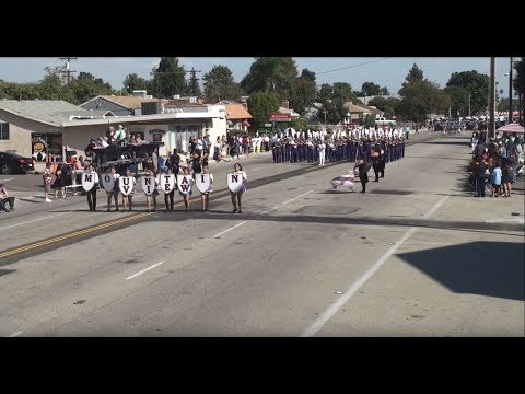 Mountain View HS - Queen City - 2017 Chino Band Review