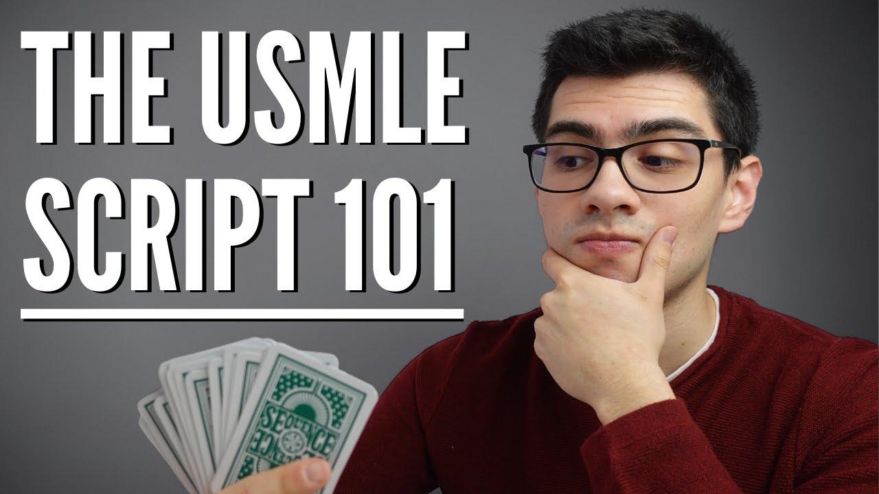 The USMLE Game: Distilled