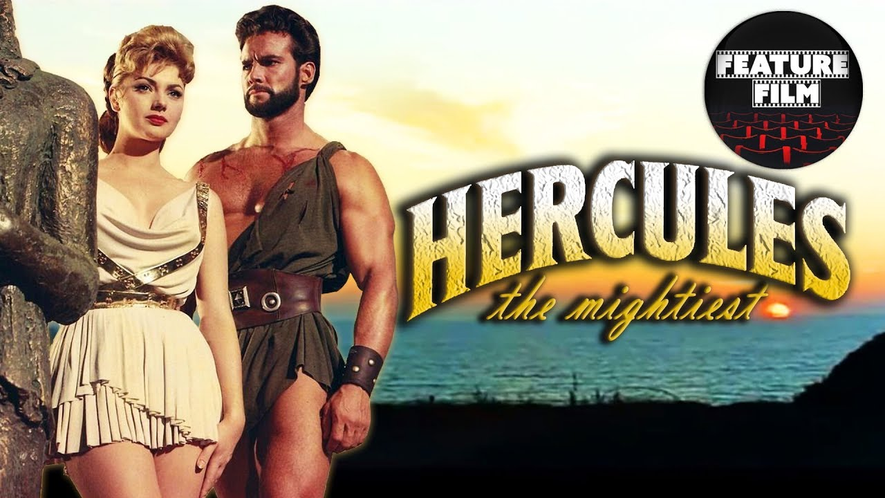 HERKULES the movie (1958) | ADVENTURE movies | Hercules full movie | classic movies | Hero movies